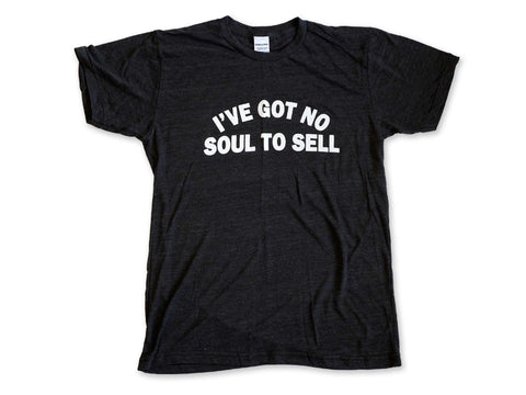 Hallow Collective - No Soul Tee Front