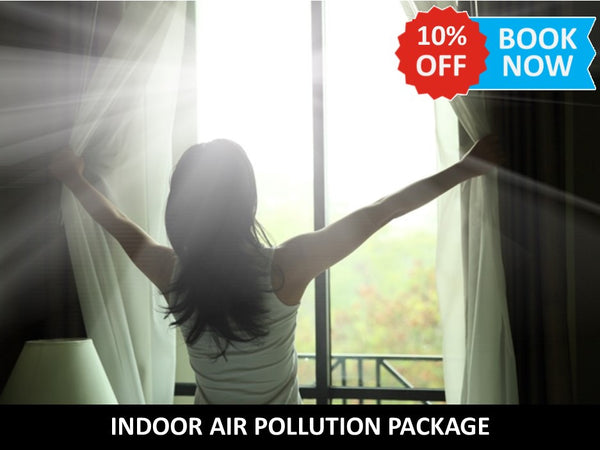 Indoor Air Pollution Testing