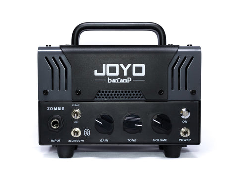 JOYO BANTAMP ZOMBIE 20W TUBE AMP HEAD | Zoso Music