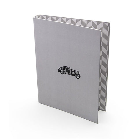 Vintage Cars: The County Folio Folder