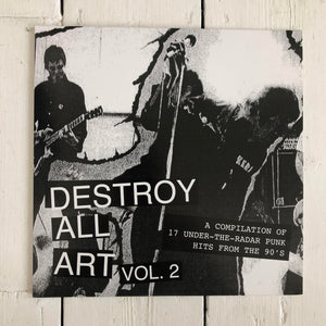 Destroy All Art Vol. 2