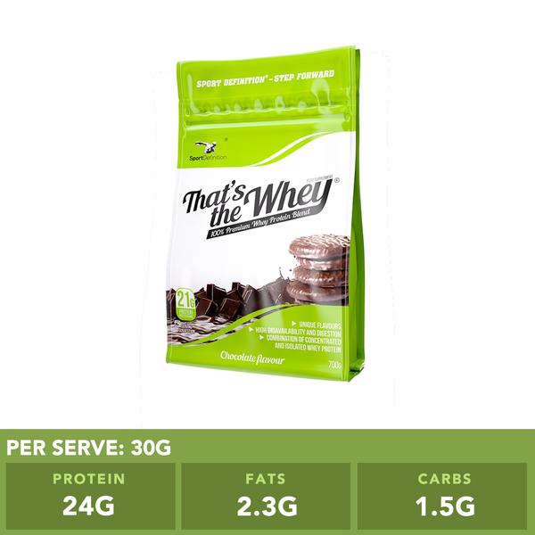 That's The Whey (300g)