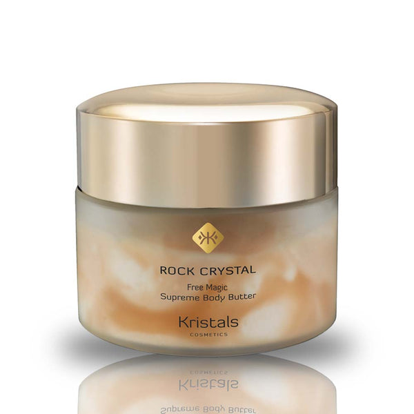 ROCK CRYSTAL - Supreme Body Butter - Free Magic
