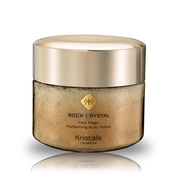 ROCK CRYSTAL - Performing Body Polish - Free Magic