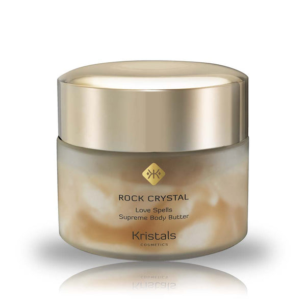 ROCK CRYSTAL - Supreme Body Butter - Love Spells