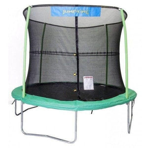 10' Round Trampoline with Enclosure