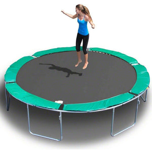 13'6 Magic Circle Round Trampoline