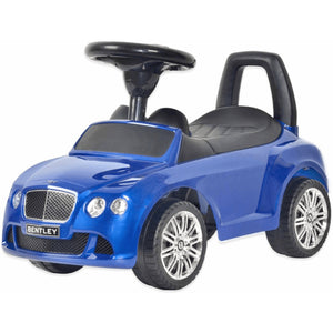 Bentley Continental Push Car - Various Colors