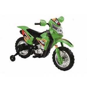 Mini Dirt Bike 6V with Headlight - Various Colors