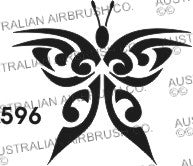 Stencil: 596   2.5in   63mm