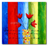 Lavish - Painting On Canvas at INTERFRAME-ASIA