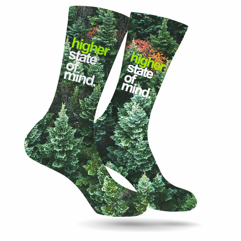 HSOM TREES SOCKS