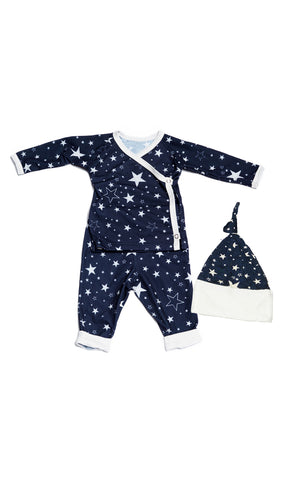 Baby's Take-Me-Home 3 Piece - Stars