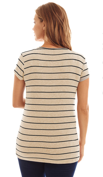 Jonelle Sand Stripe