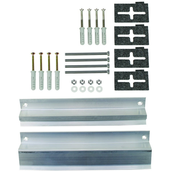 WarmlyYours Ember Heating Panel Ceiling Mounting Kit IP-EM-ACC-CEI - BathVault