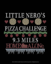 Little Nero's Pizza Challenge Athletic Top by Raw Threads
