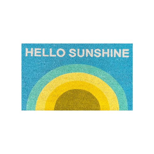 Hello Sunshine Doormat