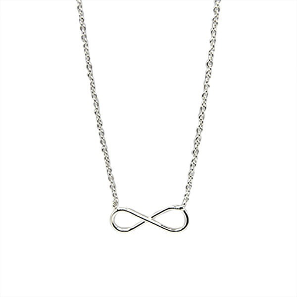 Duo Jewellery Extra Small Infinity Necklace