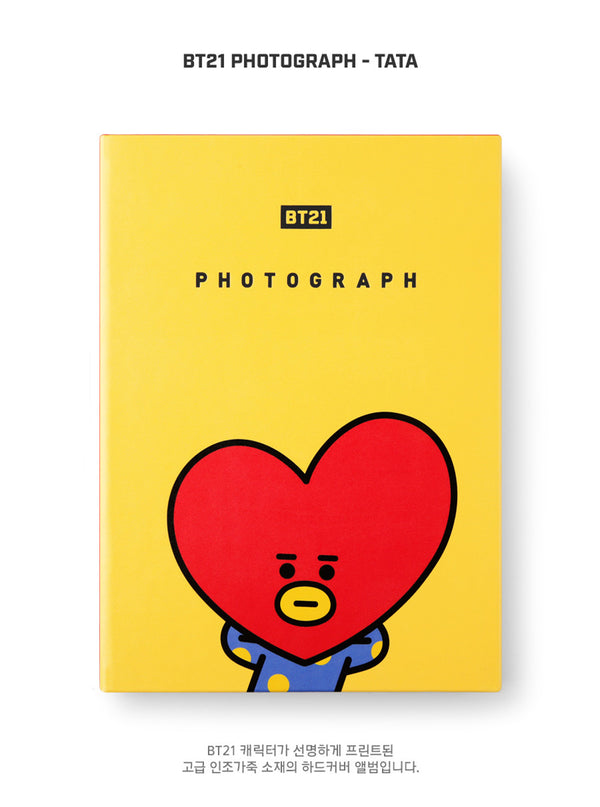 BT21 Photograph - TATA - Stationary, Accessories - Harumio