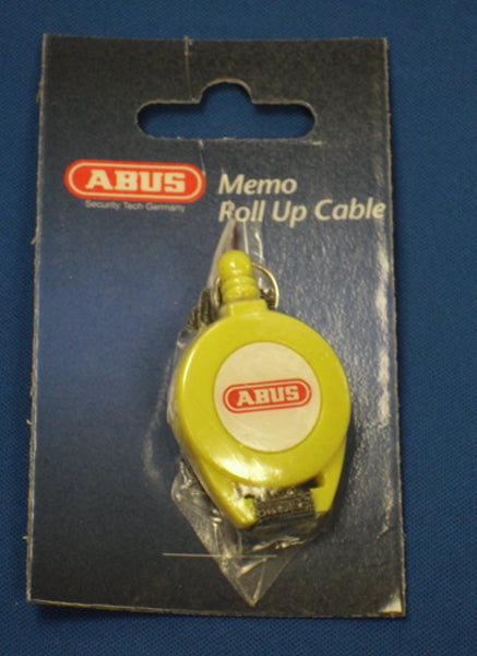Abus Disc Lock Warning Cable