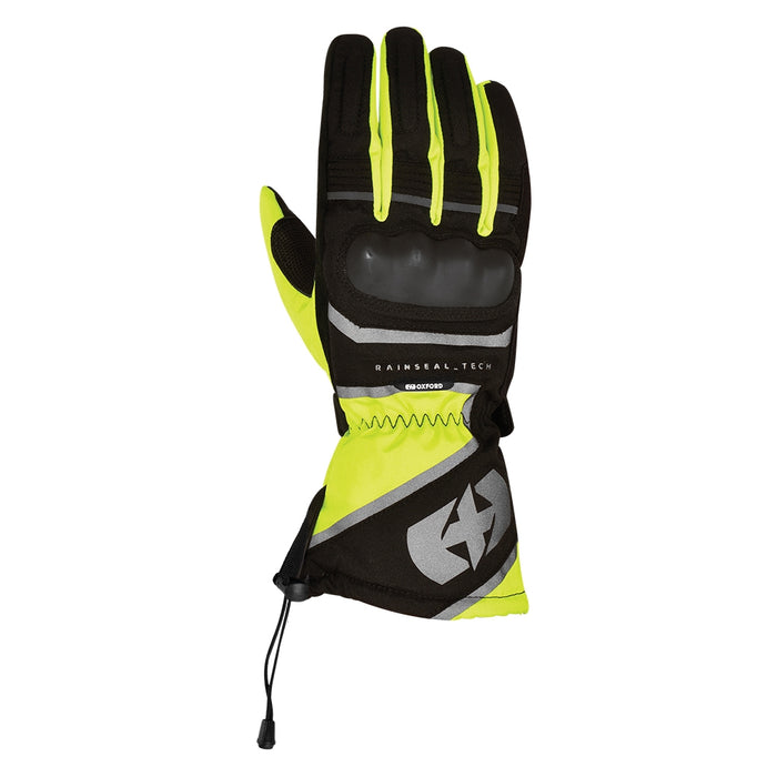 Oxford Montreal 1.0 Mens Glove Black/ Fluo