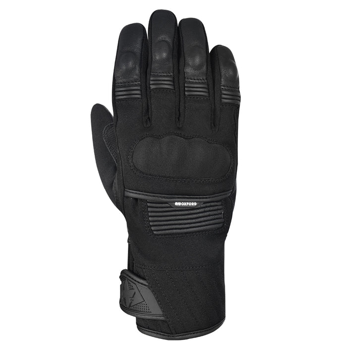 Oxford Toronto 1.0 Mens Glove Stealth Black