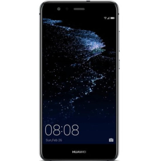 Huawei P10 Lite (32GB, Dual Sim, Midnight Black, Local Stock)