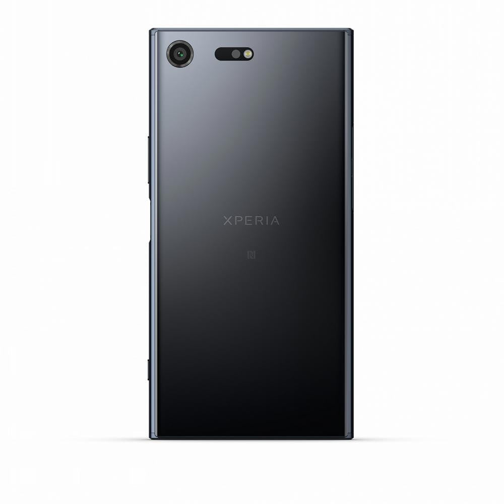 Sony Xperia XZ Premium (64GB, Deepsea Black, Single Sim, Local Stock)