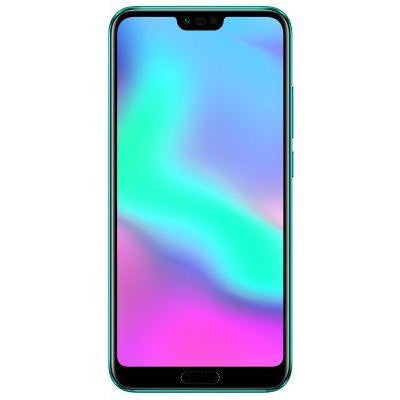 Huawei Honor 10 (64GB, Dual Sim, Green, Special Import)