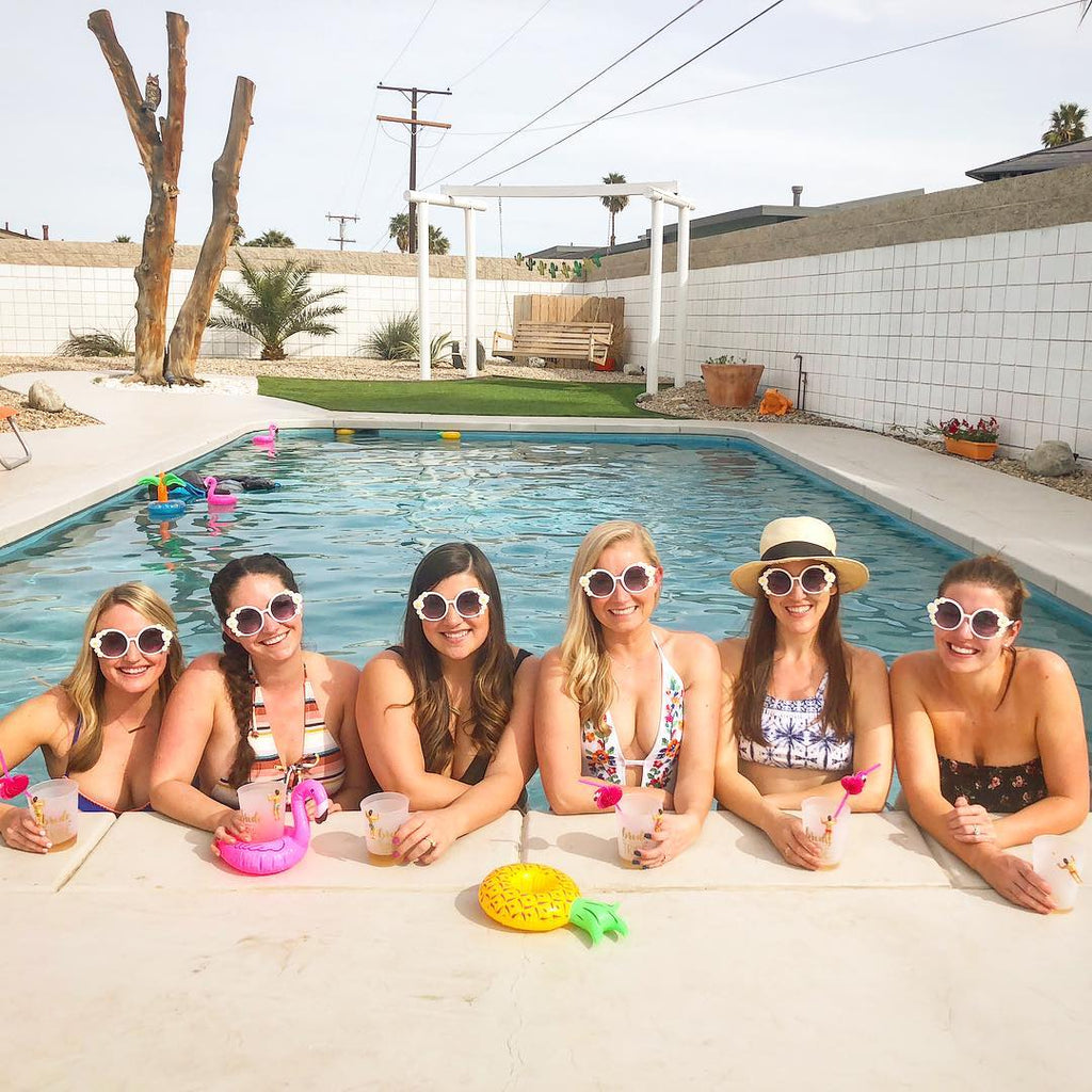 Palm Springs Before The Rings: Sara's Bachelorette