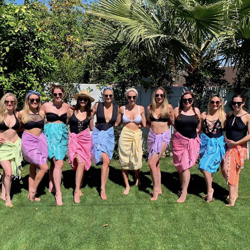 Palm Springs Bachelorette: Boozy Brunch, Manservants & ATVs