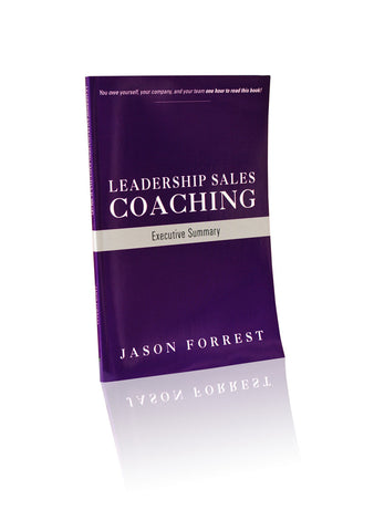 Leadership Sales Coaching: Executive Summary
