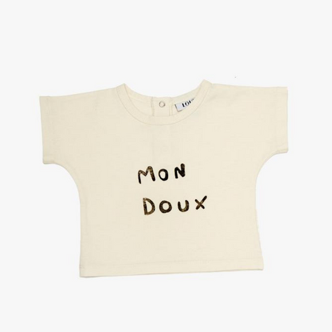 Loup T-shirt - Douce