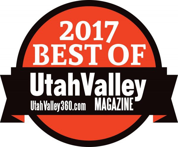 Best Bridal Boutique of Utah Valley 2017