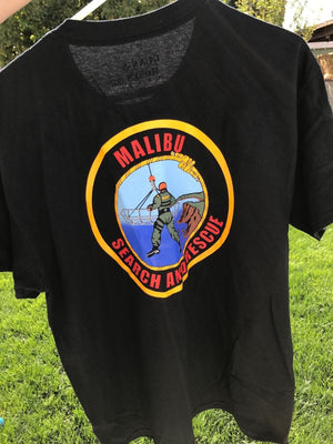 Malibu Search and Rescue T-shirt