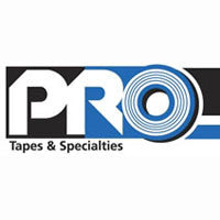 "P-665 Spike Tape 1/2"" Black"