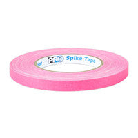 "P-665 Spike Tape 1/2"" Fluorescent Pink"