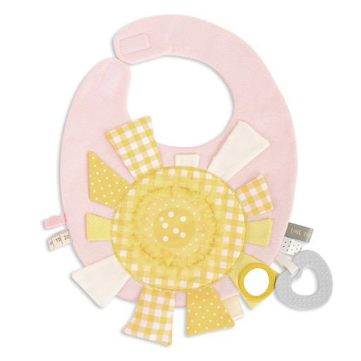 Mommy & Me Activity Bib Sunshine