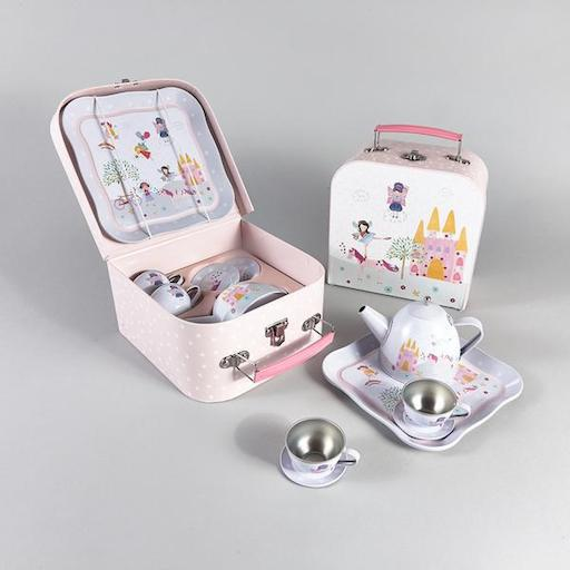 Fairy Unicorn Tea Set 7pc