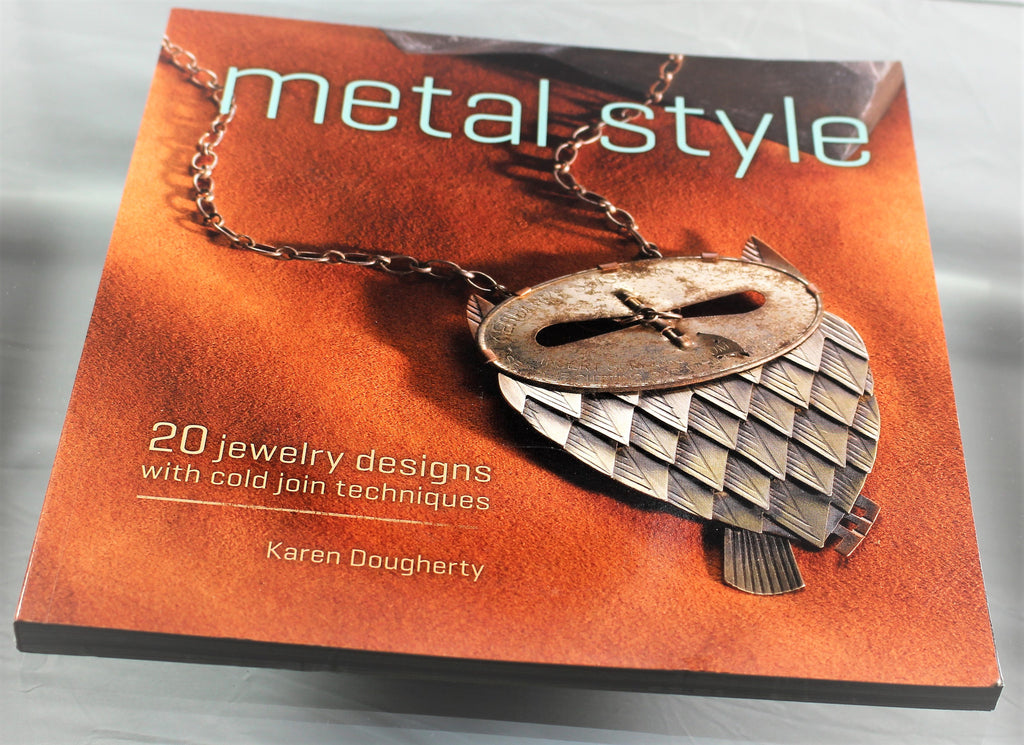 Book: Metal Style  R6S1B-MTLST - Azillion Beads