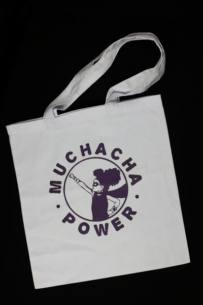Muchacha Power Tote Bag