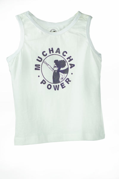 Muchacha Power Tank Tops (Toddlers)
