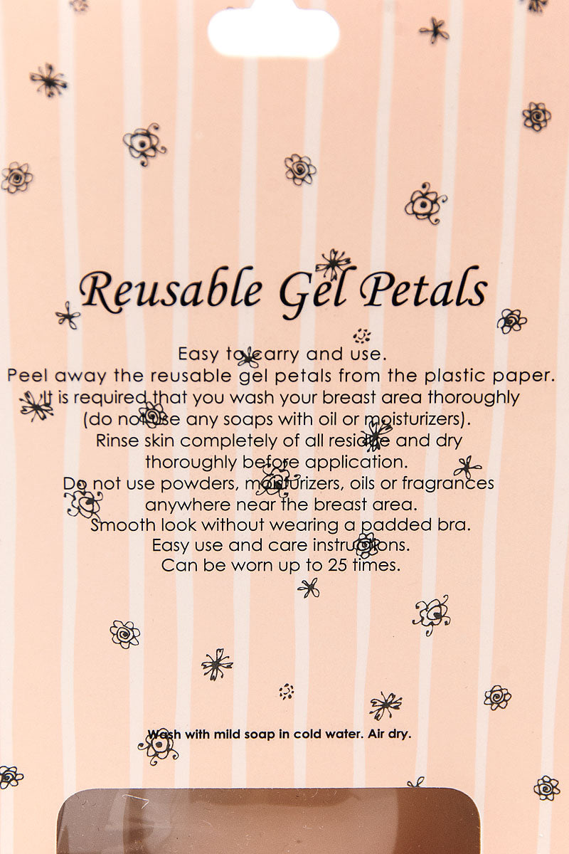 Gel Breast Petals Set - shopjessicalouise.com