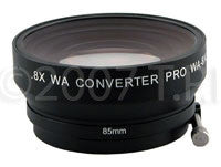 Century Precision Optics Point 8x LC Wide Angle Converter