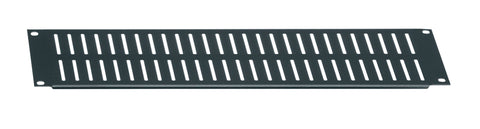 1 Space Anodized Slotted Vent Panel