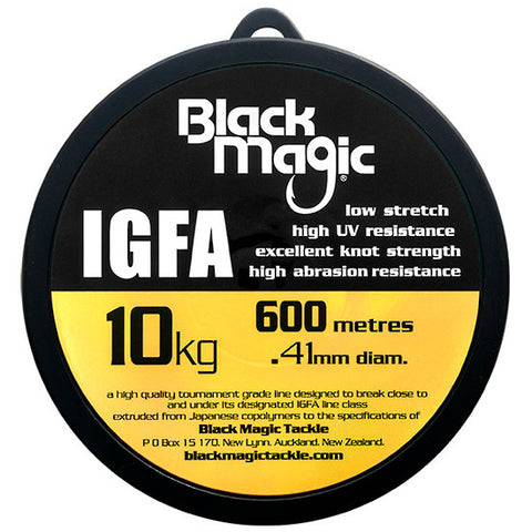 BLACK MAGIC IGFA 600M - 10KG