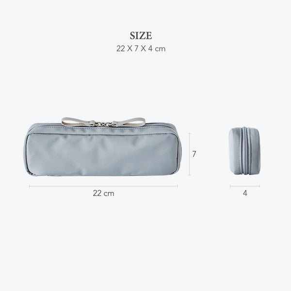 ITHINKSO Long Pouch Gray
