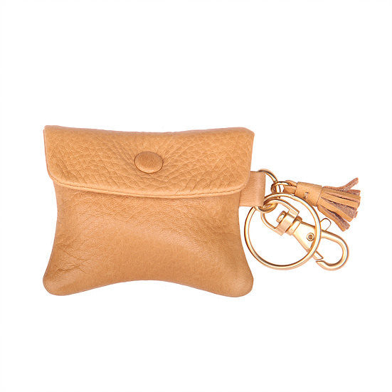 Samuel Ashley Jesse Coin Purse Nutmeg