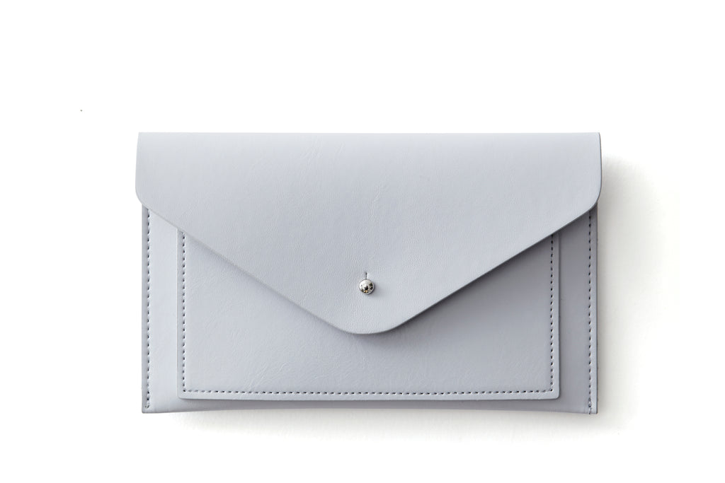 ITHINKSO Laik Envelope Blue Grey