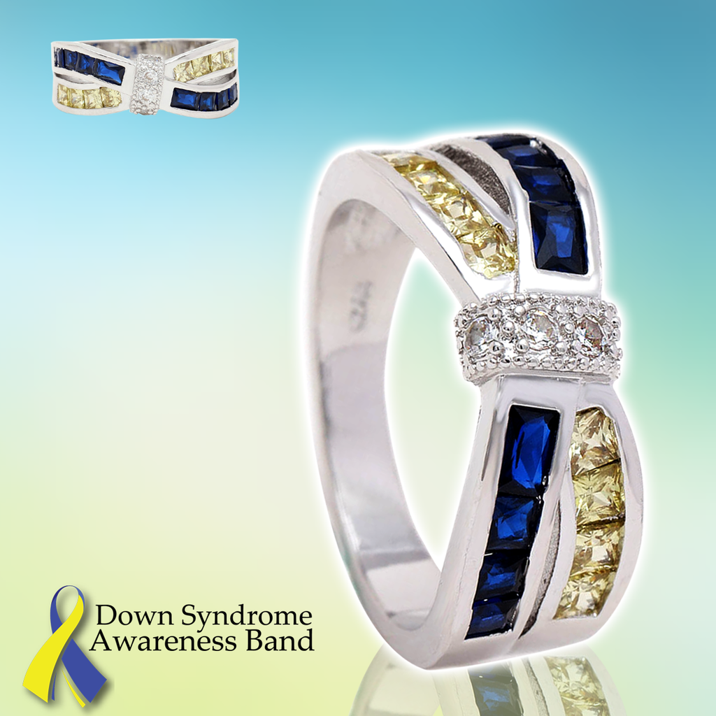 Down Syndrome Awareness Band